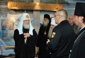 Святейший Патриарх Кирилл: Служение на Крайнем Севере — это особый духовный подвиг