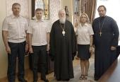 В Екатеринодарской епархии подписано соглашение о сотрудничестве с Краснодарской таможней