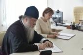 Подписано соглашение о сотрудничестве между Оренбургской епархией и областным министерством здравоохранения