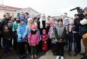Состоялся Первосвятительский визит Святейшего Патриарха Кирилла в северные епархии Русской Православной Церкви