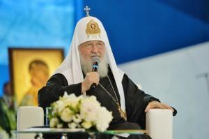 Ответы Святейшего Патриарха Кирилла на вопросы участников III Международного православного молодежного форума
