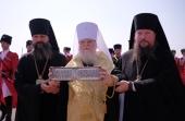 Десница святителя Спиридона Тримифунтского принесена в Россию