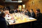 На Соловках прошел круглый стол «Духовная и физическая культура как основа воспитания молодого поколения России»