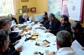 В больнице святителя Алексия состоялось первое заседание Комиссии по больничному служению при Епархиальном совете Москвы