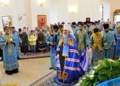 В Брянске прошли торжества по случаю праздника Свенской иконы Божией Матери