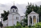 В Зачатьевском ставропигиальном монастыре отреставрированы церковь Сошествия Духа Святого и келейный корпус
