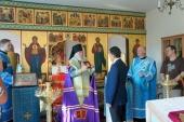 В Москве освящен обновленный храм при Национальном медицинском исследовательском центре онкологии