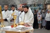 В 14-ю годовщину теракта в Беслане архиепископ Владикавказский Леонид совершил Литургию в стенах школы № 1