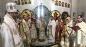 Представитель Русской Православной Церкви принял участие в настоловании епископа Буэнос-Айресского и Южноамериканского Кирилла