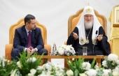 Открыт сбор вопросов Святейшему Патриарху Кириллу в рамках VIII Международного фестиваля «Вера и слово»