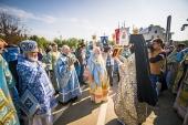 350-летие принесения чудотворной Грузинской иконы Богородицы молитвенно отпраздновали в Раифской обители в Татарстане