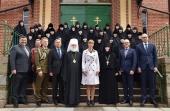 Президент Эстонии посетила Пюхтицкий ставропигиальный монастырь