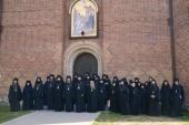 Наместник Данилова ставропигиального монастыря принял участие в монашеской конференции в Польше