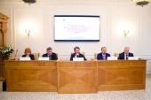 В Общецерковной аспирантуре прошло совместное заседание Общего собрания членов и Совета НОТА