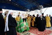 Святейший Патриарх Кирилл посетит Норильскую епархию