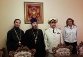 Подписано соглашение о сотрудничестве между Синодальным отделом по взаимодействию с Вооруженными силами и Всероссийским обществом спасания на водах