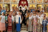 Семилетие образования Среднеазиатского митрополичьего округа молитвенно отпраздновали в столице Узбекистана