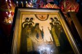100-летие кончины преподобномучеников Казанских молитвенно отметили в Зилантовом монастыре в столице Татарстана