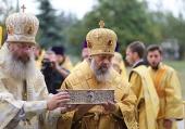 Десница святителя Спиридона Тримифунтского принесена в Тулу