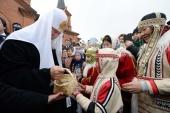 Состоялся Первосвятительский визит Святейшего Патриарха Кирилла в Ханты-Мансийскую и Красноярскую митрополии