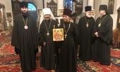 В Токио отметили 80-летие Предстоятеля Японской Автономной Православной Церкви