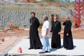 На юге Испании начинается строительство Вознесенского храма