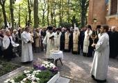 В Берлине молитвенно почтили память архиепископа Феофана (Галинского)