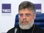 Представители Церкви приняли участие в пресс-конференции в ТАСС, посвященной Всероссийскому Дню трезвости