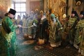 В Даниловом ставропигиальном монастыре состоялось празднование дня памяти святого благоверного князя Даниила Московского