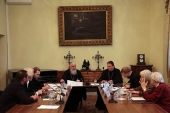 Состоялось заседание совета экспертов конкурса «Лучшее не публиковавшееся ранее художественное произведение по теме подвига новомучеников и исповедников Церкви Русской»