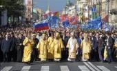 В Санкт-Петербурге прошли торжества по случаю праздника перенесения мощей святого Александра Невского