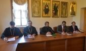 Председатель Отдела внешних церковных связей принял делегацию индонезийских религиозных деятелей и дипломатов