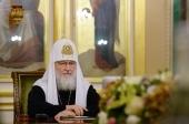 Священный Синод обратился к Предстоятелям Поместных Православных Церквей с призывом инициировать всеправославное обсуждение церковной ситуации на Украине