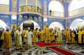 В Южно-Сахалинске состоялись торжества по случаю 25-летия образования Южно-Сахалинской епархии