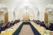 Состоялось второе заседание Оргкомитета XXVII Международных Рождественских образовательных чтений