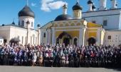 Митрополит Крутицкий Ювеналий встретился с руководителями образовательных организаций Московской области