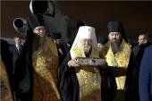 Десница святителя Спиридона Тримифунтского принесена в Чебоксары