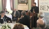 Председатель ОВЦС выступил в Лиссабоне с докладом о будущем христианства в Европе