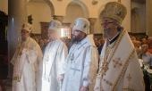 В Республике Сербской совершено освящение фундамента строящегося храма в честь Преображения Господня