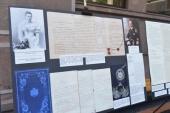 Представители ОВЦС приняли участие в открытии историко-документальной выставки, посвященной 190-летию установления дипломатических отношений между Россией и Грецией