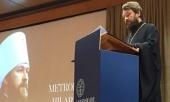 Митрополит Волоколамский Иларион выступил в Лиссабоне с докладом об оказании поддержки ближневосточным христианам