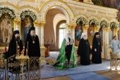 Патриаршая проповедь в праздник Рождества Пресвятой Богородицы после Литургии в Богородице-Рождественском монастыре