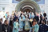Деснице святителя Спиридона Тримифунтского в Ярославле поклонились 23 тысячи человек