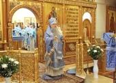 Управляющий делами Московской Патриархии совершил Литургию в Горненском монастыре в Иерусалиме