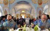 Епископ Выборгский Игнатий возглавил торжества по случаю престольного праздника Коневского Рождество-Богородичного монастыря
