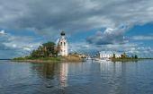 В древнейший монастырь Вологодской митрополии возвращены мощи преподобного Иоасафа Каменского