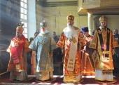 В Вятской епархии состоялись торжества, посвященные 100-летию подвига священномученика Михаила Тихоницкого