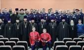 При участии Синодального комитета по взаимодействию с казачеством в Московской области прошел очередной учебно-методический семинар