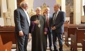 Президент Межпарламентской ассамблеи Православия встретился с религиозными лидерами Ирана