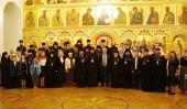 В Переславле-Залесском состоялась научно-практическая конференция «Роль и значение церковной дипломатии в межгосударственных отношениях от древности до наших дней»